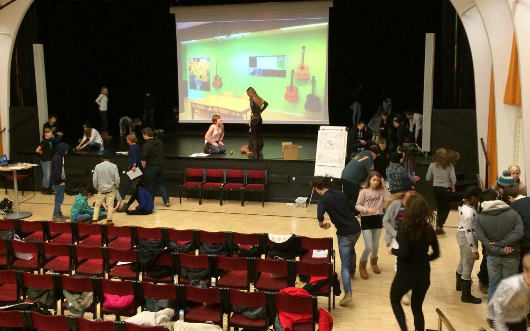 9 skolor 2 dagar – Elevrådsutbildning Österåker kommun