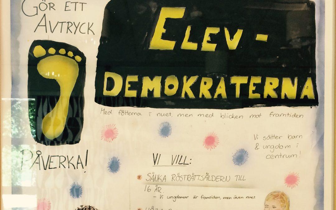 Spännande drag av skola i Alvesta! – Elevskyddsombudsutbildning