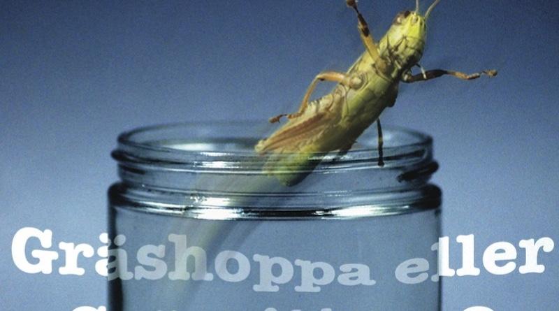 Gräshoppa eller grässittare?